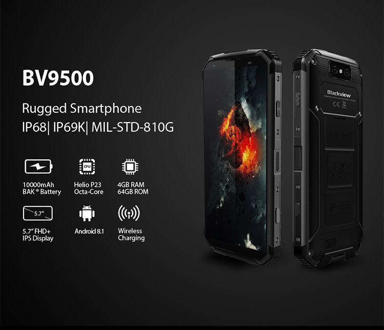 iGet Blackview GBV9500
