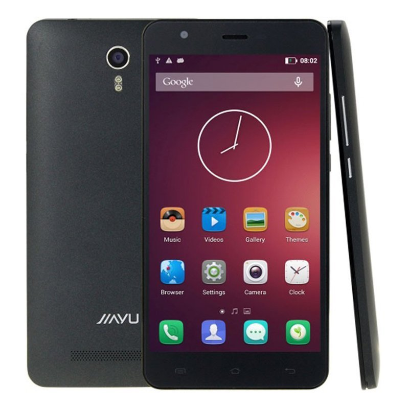 JiaYu S3 Advanced čierny