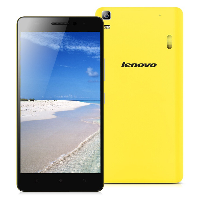 Lenovo K3 Note Music žltý