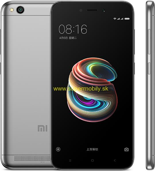 Xiaomi Redmi 5A 2GB/16GB Global šedý