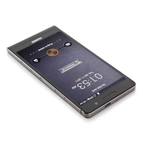 HUAWEI   Huawei Ascend P6 Black (DUAL SIM)   Dual sim ...