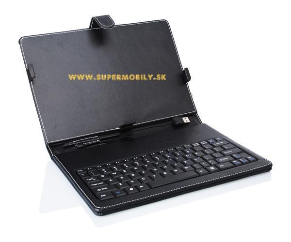 4f4c4f34fdc3d ELEKTRONIKA | Púzdro + klávesnica pre tablet 7