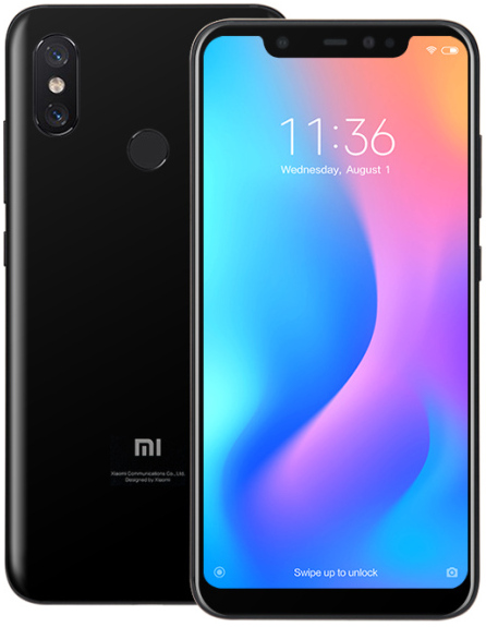 Xiaomi Mi 8 6GB/64GB Global čierny