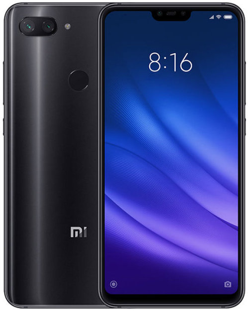 Xiaomi Mi 8 Lite 4GB/64GB Global čierny