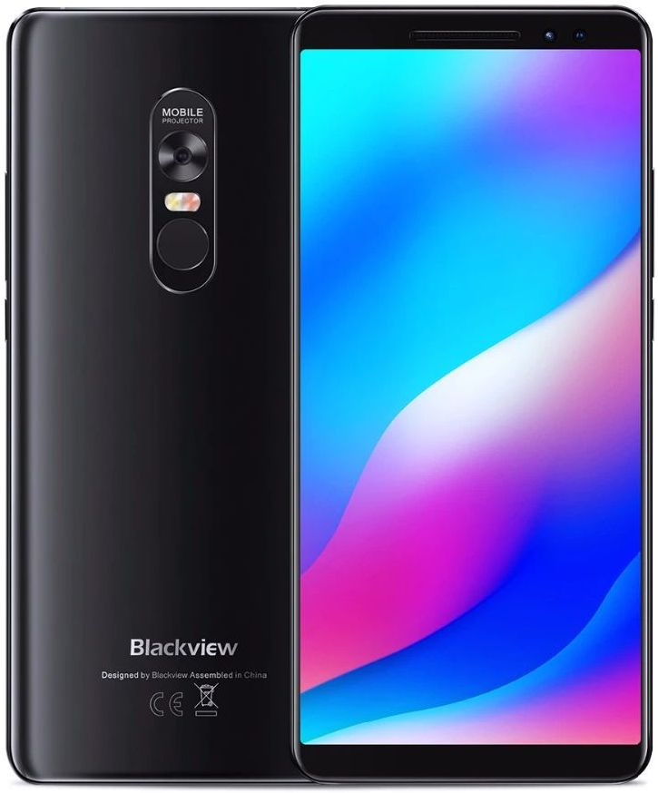 iGET Blackview MAX G1 čierny