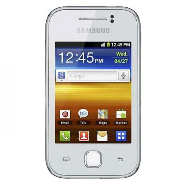 SAMSUNG S5360 Galaxy Y Young White