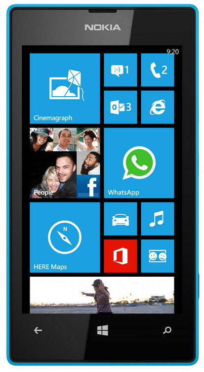 Nokia Lumia 520  Wikipedia