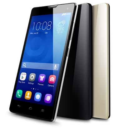 Huawei Honor 6 Dual Sim 16GB Black