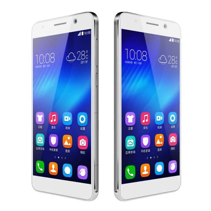 Huawei Honor 6 Dual Sim 16GB White