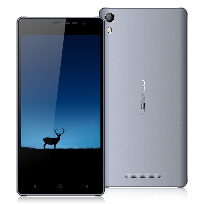 LEAGOO Elite 2 šedý