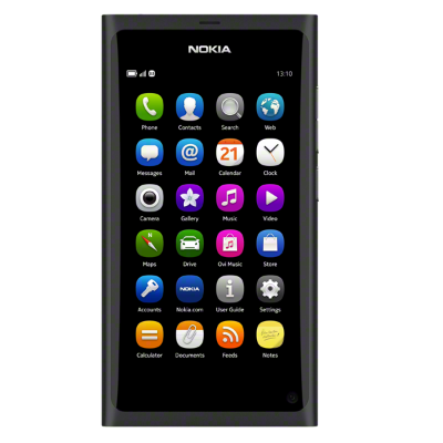 NOKIA N9 - 64GB Black