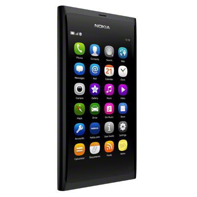 NOKIA N9 - 64GB Black - 1