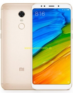 Xiaomi Redmi 5 PLUS 3GB/32GB Global zlatý