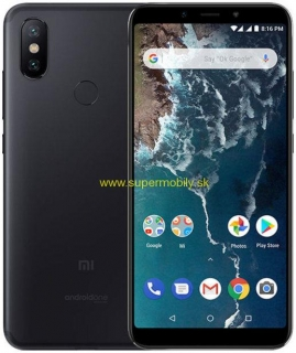 Xiaomi Mi A2 6GB/128GB Global čierny