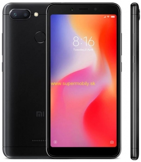 Xiaomi Redmi 6 3GB/32GB Global čierny