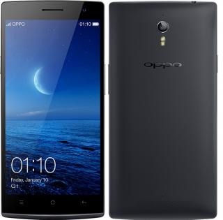 OPPO Find 7A  Black