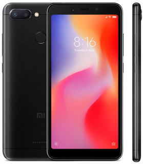 Xiaomi Redmi 6 4GB/64GB Global čierny