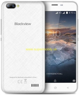 iGET Blackview GA7 biely