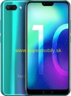 Honor 10 4GB/128GB Dual Sim zelený