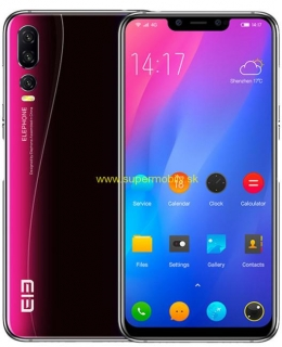 Elephone A5 Global twilight