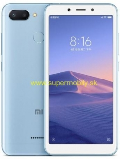Xiaomi Redmi 6 4GB/64GB Global modrý