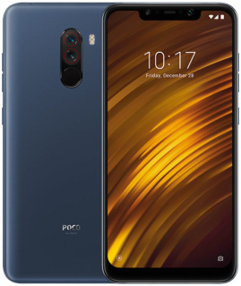Xiaomi Pocophone F1 6GB/128GB Global modrý