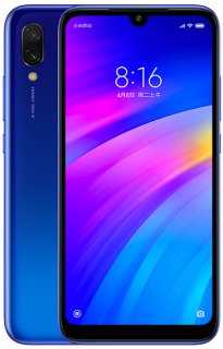 Xiaomi Redmi 7 3GB/32GB GLOBAL modrý