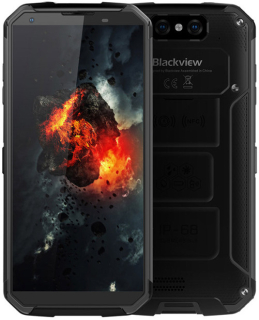 iGET Blackview GBV9500 čierny
