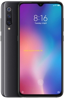 Xiaomi Mi 9 6GB/64GB Global Piano Black