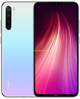 Xiaomi Redmi Note 8 4GB/128GB GLOBAL biely