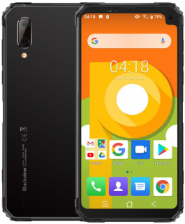 iGET Blackview GBV6100 čierny