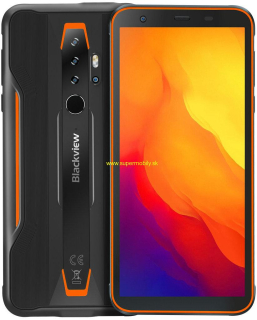 iGET Blackview GBV6300 Pro orange