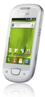 SAMSUNG S5570 Galaxy Mini White