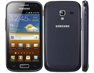 SAMSUNG S6802 Galaxy Ace Duos Black