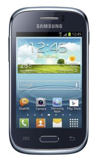 Samsung Galaxy Young (S6310) NFC Blue