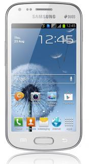 Samsung S7562 Galaxy S Duos White