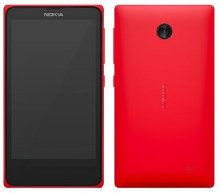 Nokia X DUAL Red