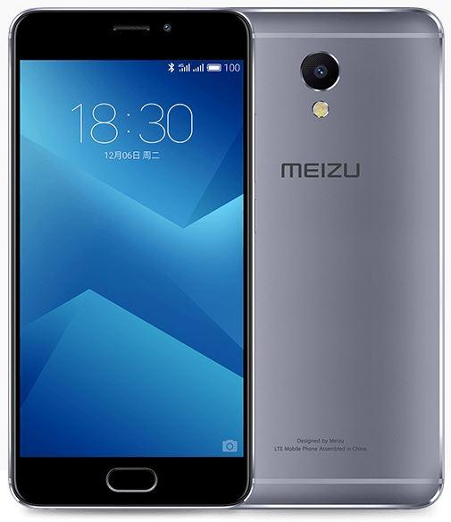 """Meizu M5 Note 16GB (DUAL SIM, 4G LTE, 8-JADRO 1.8GHZ, RAM 3GB, PAMäť 16GB, FULLHD DISPLEJ 5.5"""",)"""