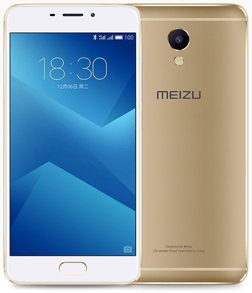 """Meizu M5 Note 32GB (DUAL SIM, 4G LTE, 8-JADRO 1.8GHZ, RAM 3GB, PAMäť 32GB, FULLHD DISPLEJ 5.5"""",)"""