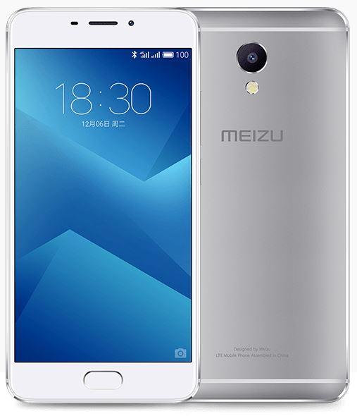 """Meizu M5 Note 64GB (DUAL SIM, 4G LTE, 8-JADRO 1.8GHZ, RAM 4GB, PAMäť 64GB, FULLHD DISPLEJ 5.5"""",)"""