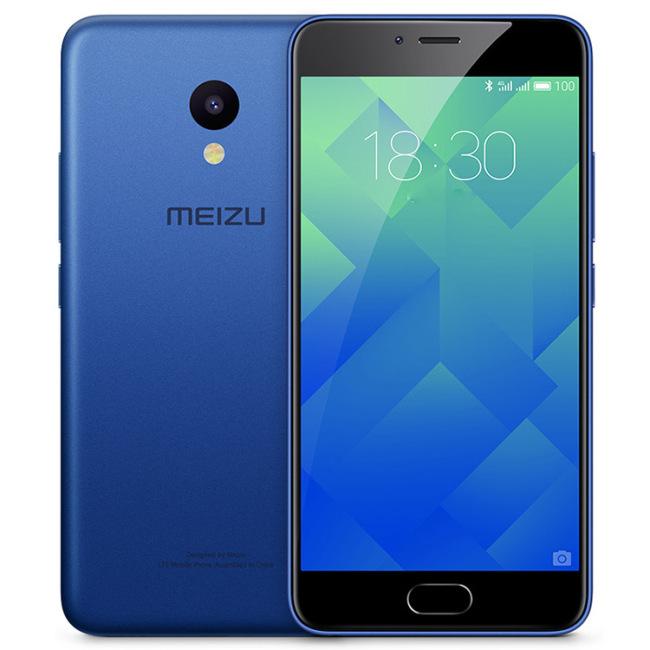 """Meizu M5 16GB (DUAL SIM, 4G LTE INTERNET, 8-JADRO, RAM 2GB, PAMäť 16GB, HD DISPLEJ 5.2"""", 13MPIX,)"""