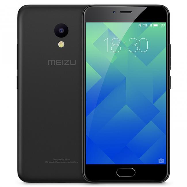 """Meizu M5 32GB (DUAL SIM, 4G LTE INTERNET, 8-JADRO, RAM 3GB, PAMäť 32GB, HD DISPLEJ 5.2"""", 13MPIX,)"""